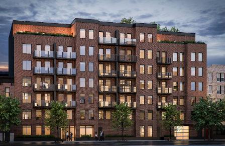 Westbrook, Largo sell new W'burg rental the Berkley for $69M