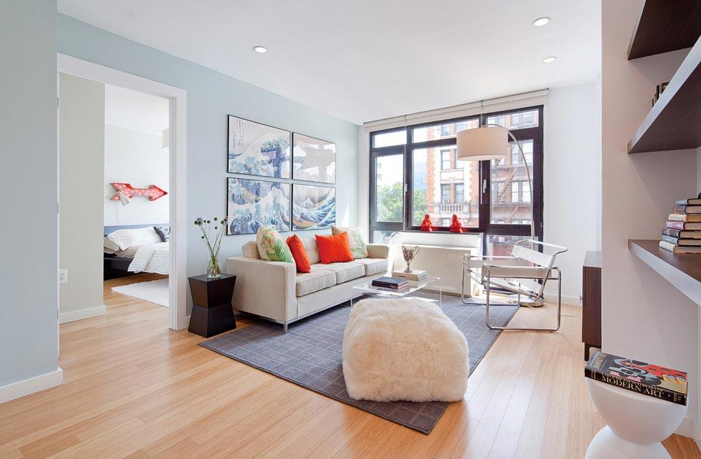 Living Room Brooklyn Menu