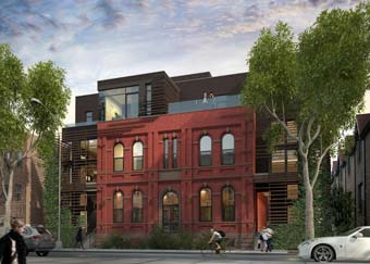 The top 10 NYC developments on BuzzBuzzHome in November 2016