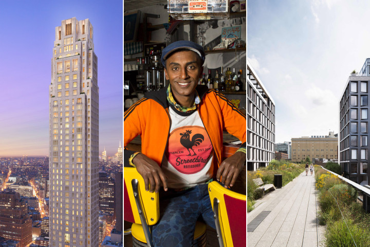 From FiDi to Harlem, 3 micro-hoods are heating up Manhattan